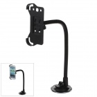 H39 360 Degree Rotation Holder Mount Bracket w/ Suction Cup for Samsung Galaxy S3 i9300 - Black