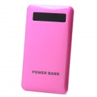 4000mAh Portable USB Power Bank w/ LED Indicator / LCD Capacity Display for Iphone / Ipad (DC 5V)
