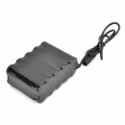 Nylon 9000mAh 10*18650 Battery Pack - Black