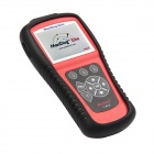 Autel MaxiDiag Elite MD802 4 System Scanner Tool - Red + Black
