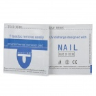 Professionell disponibel akryl UV Gel Remover Pads (200 St)