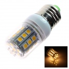 E27 2.5W 170lm 2500K 31 x SMD5050 LED Warm White Light Lamp Bulb - White (AC 220-240V)