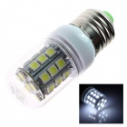 E27 2.5W 170lm 5500K 31 x SMD5050 LED White Light Lamp Bulb - White (AC 220-240V)