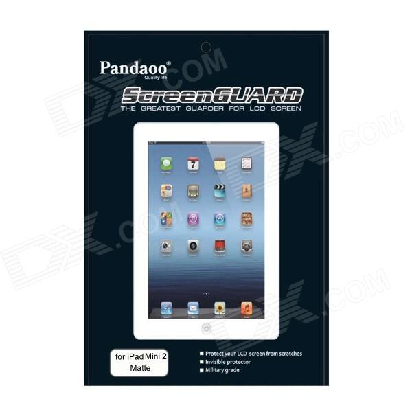 Pandaoo Matte Screen Protector for Retina Ipad MINI - Transparent