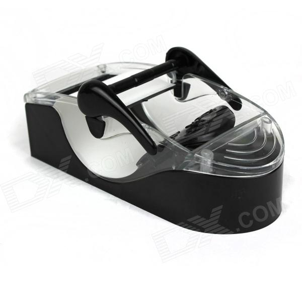 Sushi Maker Roller equipment - Translucent White + Black sun sushi