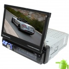 "LsqSTAR Universal 7"" 1 Din Android 4.0 Car DVD Player w/ GPS, TV, RDS, BT, PIP, SWC, 3DUI, Dual Zone"