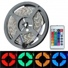 Waterproof 48W RGB 240*5050 SMD LED RC Light Strip (12V / 4m)