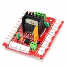 L298N Motor Shield High Current Dual DC Motor Driver para Arduino