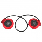 Sport Bluetooth V2.1 + EDR Headset w / Mic - Red