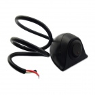 Jtron DIY Car Tuning Interruptor Rocker - Negro (12V / Luz Roja)