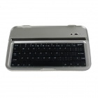 Wireless Mobile Bluetooth v3.0 Keyboard for Galaxy Note 8.0 - Silver + Black