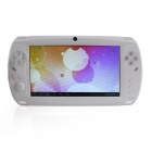 "ESER C7001A 7"" Android 4.0 Game Console w/ Wi-Fi / HDMI / Dual-Camera / TF - White"