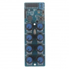 8-CH Servo Motor Control Driver Board for Arduino PSC-8 - Blue (Works with official Arduino Boards)
