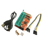 Microcontroller 24 / 93 Series EEPROM Programmer SP200SE / SP200S with ISP Interface - Red