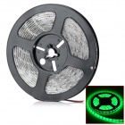 HML Waterproof 90W 9000lm 300 x SMD 5630 LED Green Light Car Decoration Light Strip - (12V / 5M)