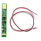 Jtron Ultra-small Laptop Tube to LED Boost Voltage Boost Board - Green