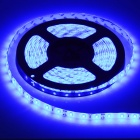 HML impermeable 90W 9000lm 300 x 5630 SMD LED de luz azul Decoración de coches de luz Strip - (12V / 5M)
