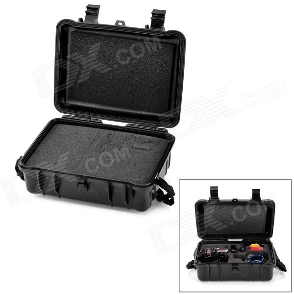 HGYBEST Waterproof Dustproof and Pressure-proof Safety Box for GoPro hero 4/ 2 / 3 / 3+ / SJ4000 - Black pressure safety design practices for refinery and chemical operations