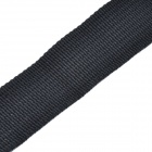 CHEERLINK Ten-metres Nylon Strapping Knapsack Belt - Black