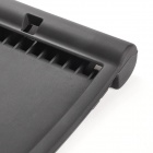 Anti-shock Protective Silicone Back Case for Ipad AIR - Black