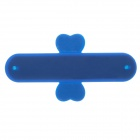 Touch-U Plasters Style Universal Mobile Phone Stand - Blue