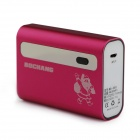BOCHANG AKMB066 Beep-Pager Style 4400mAh Mobile Power Source Bank Charger for iPhone, Samsung + More