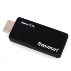 Tronsmart T1000 Mirror2TV Wireless Display HDMI Miracast / DLNA / EZCAST Dongle - Schwarz