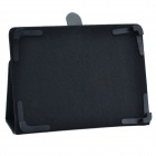 "Universal Protective PU Case for 8"" Tablets - Black"