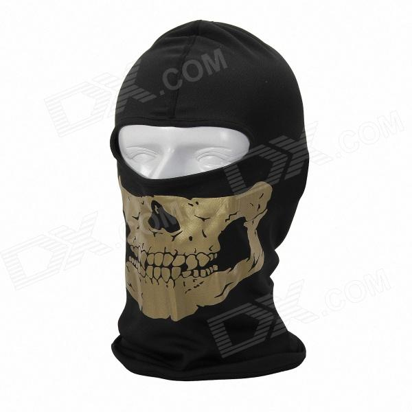 QNGLONIN BC001 Reflective CS Head Tactical Masks