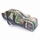 70cm Two Layer Fishing Rod Bag - Camouflage Green