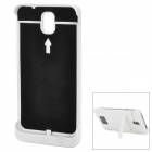 "External ""5500mAh"" Power Battery Charger w/ Back Case for Samsung Galaxy Note 3 N9000 - White"