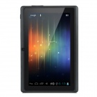 "Jtron 7"" A13 Tablet PC w/ 512MB RAM, 4GB ROM, Wi-Fi  - Black"