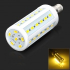 LUO LGX-005 8W 800lm 3000K 42-SMD 5630 LED Warm White Light Bulb (150~265V)