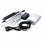 CZE-15A 2W/15W Stereo FM Audio Transmitter w/ Antenna for Car - Silver