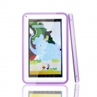 "e-J AM-7C01 7"" Dual Core Android 4.2 Children Tablet PC w/ 512MB RAM, 4GB ROM, Dual Cameras - Pink"
