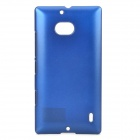 PUDINI Protective PC Case for Nokia 929 - Blue