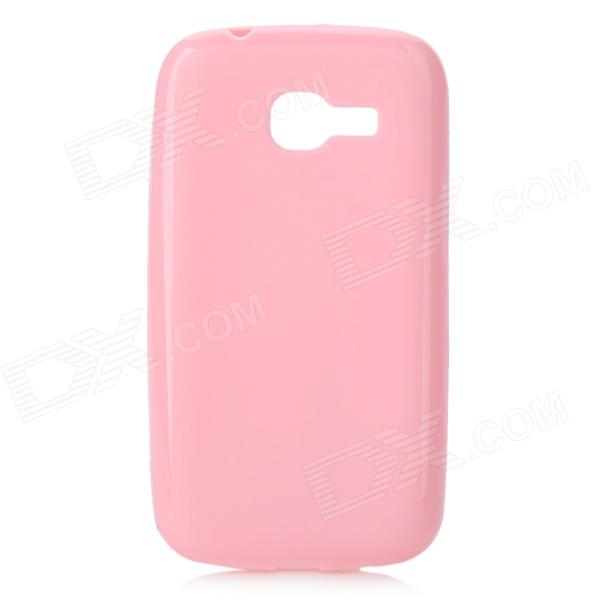 PUDINI Protective Soft TPU Case for Samsung S7262 Galaxy Star Pro - Pink