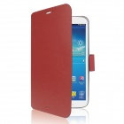 ENKAY ENK-7038 Protective PU Leather Case w/ Stand for Samsung Tab 3 8.0 T310 / T311 - Red