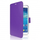 ENKAY ENK-7038 Protective PU Leather Case w/ Stand for Samsung Tab 3 8.0 T310 / T311 - Purple