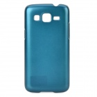 PUDINI LX-G3812 Protective PC Back Case for Samsung G3812 - Greenish Blue