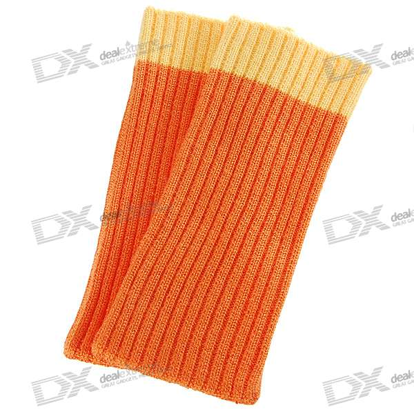 Protective Socks for PSP 1000/2000/3000 (Orange/2-Sock Pack)