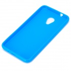 PUDINI LX-700 Protective TPU Back Case for HTC Desire 70 - Blue