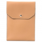 Protective PU Leather Case w/ Strap for Retina Ipad MINI / Ipad MINI 1 - Coffee