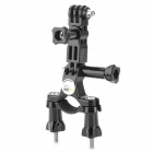 Prolite PL-01 1.9~3.5mm Handle Bar Bike 3-way Adjustable Holder for Gopro Hero 4/ 3+/3/2/1/SJ4000