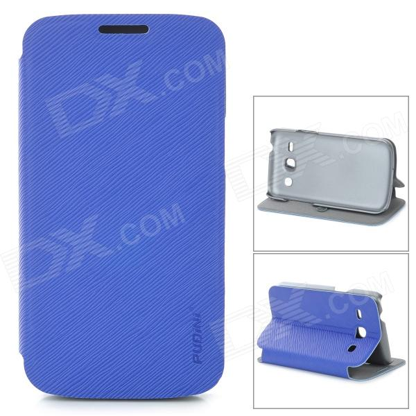 PUDINI LX-3502U Protective PU Leather Case for Samsung Galaxy Trend 3 G3502U - Blue - DXLeather Cases<br>Color Blue Brand PUDINI Model LX-3502U Material PU leather Quantity 1 Piece Compatible Models Samsung Galaxy Trend 3 G3502U Other Features Protects your device from scratches dust and shock Packing List 1 x Protective case<br>
