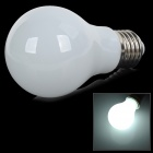 E27 5W 500lm 6500K 40-2835 LED White Light Bulb - White (AC 85~265V)