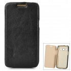 PUDINI LX-G3502U Protective PU Leather + PC Case for Samsung Galaxy Trend 3 G3502U - Black