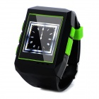 COBAN GPS301 Convenient Wristwatch w/ GSM / GPRS / GPS Tracker - Grass Green + Black