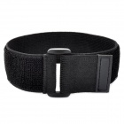 Multifunctional Adjustable Velcro Fixing Band / Strap - Black