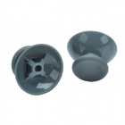 Replacement Thumb Joystick Stick Cap for Xbox 360 - Grey (Pair)